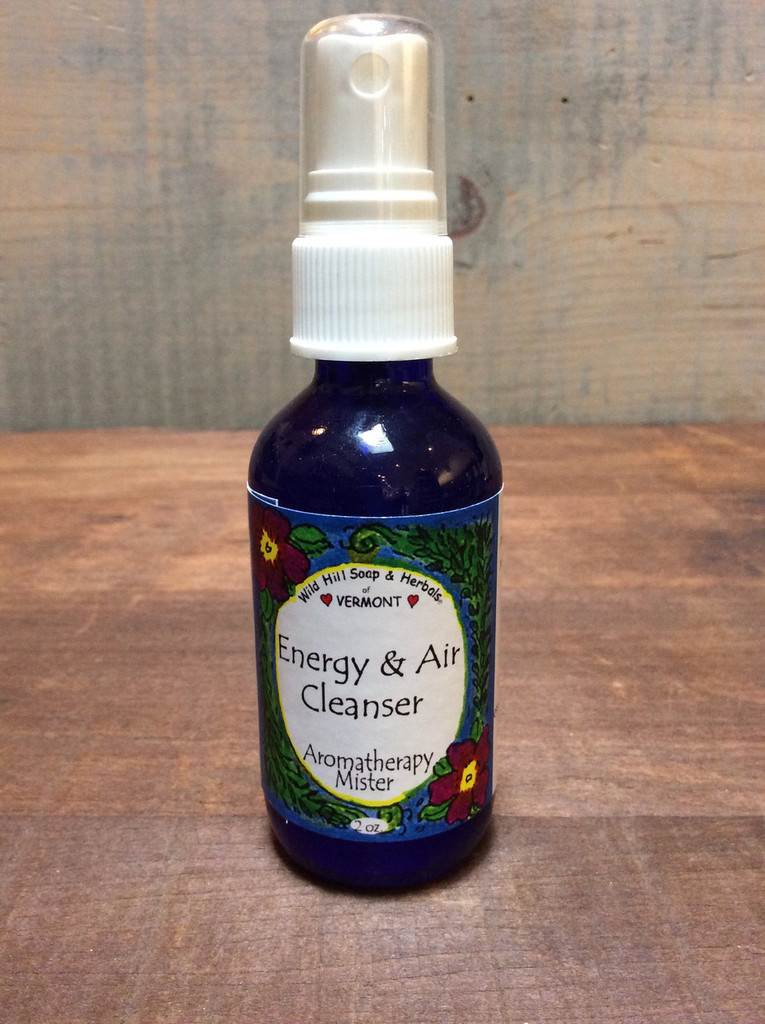 Energy & Air Cleanser Spritzer