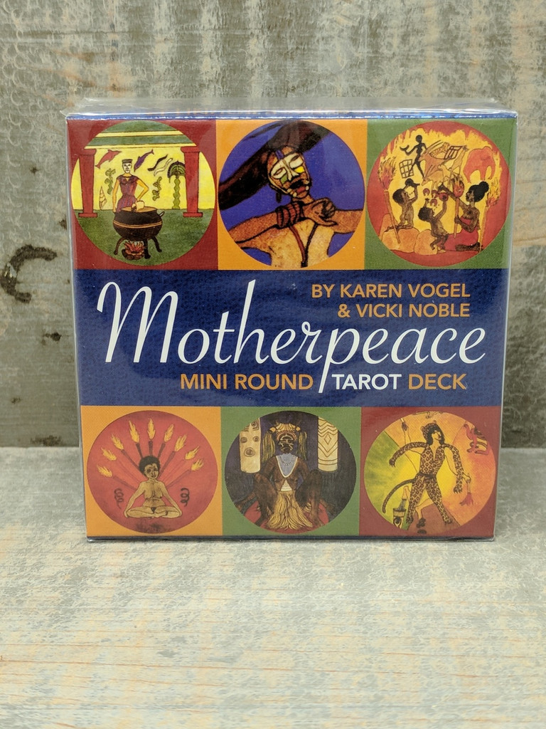 Motherpeace Tarot Mini
