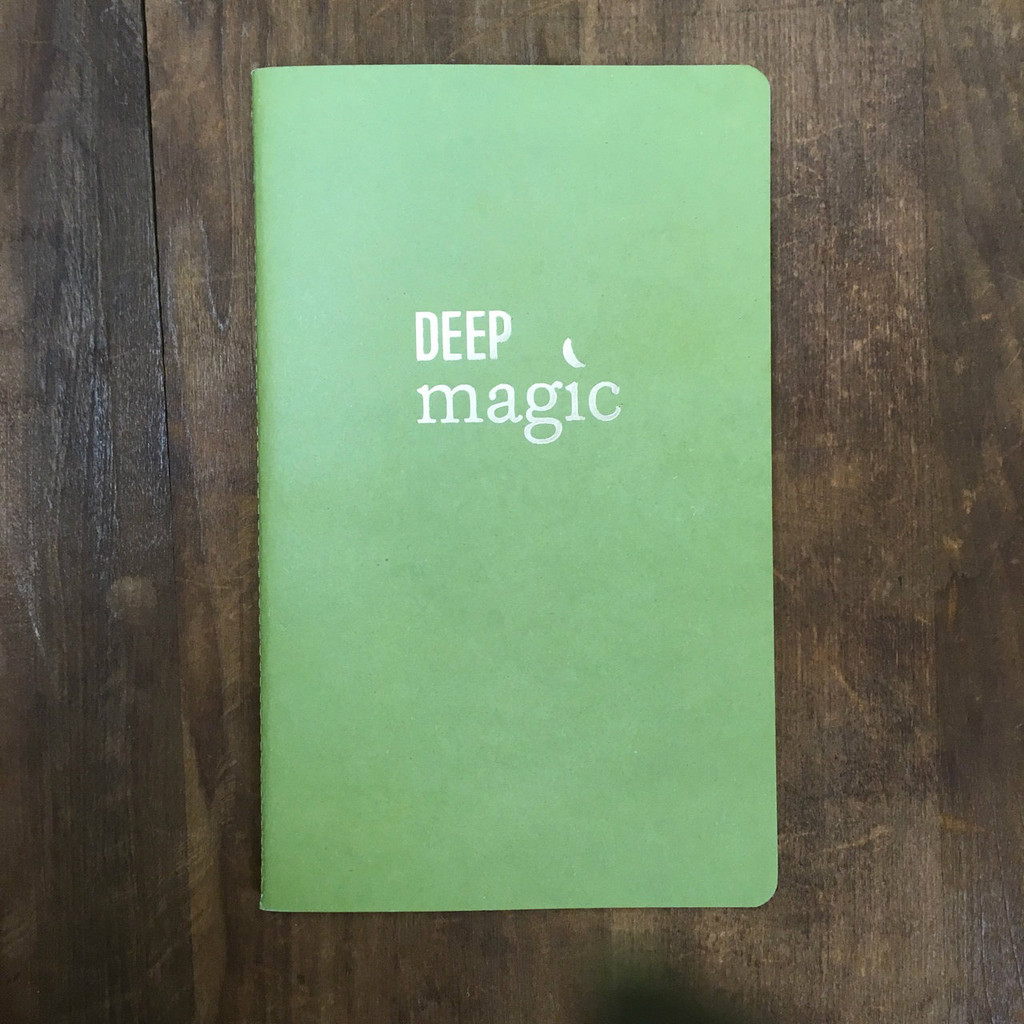 Deep Magic Journal