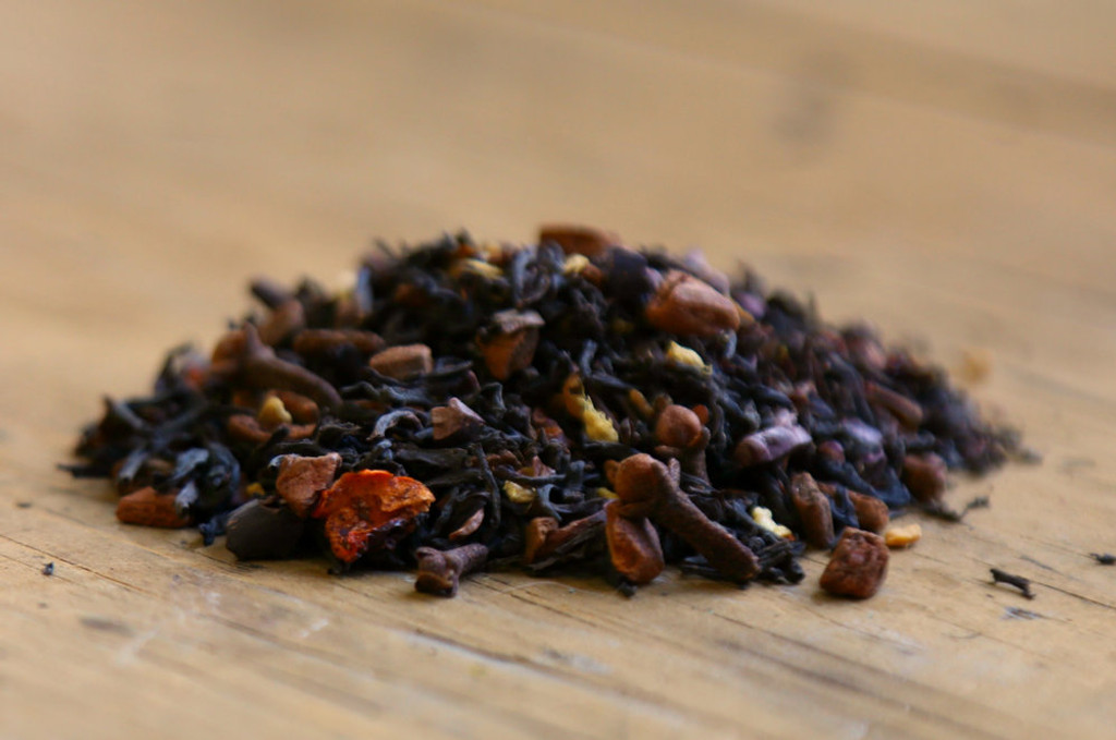 Chocolate Habanero Chai black tea