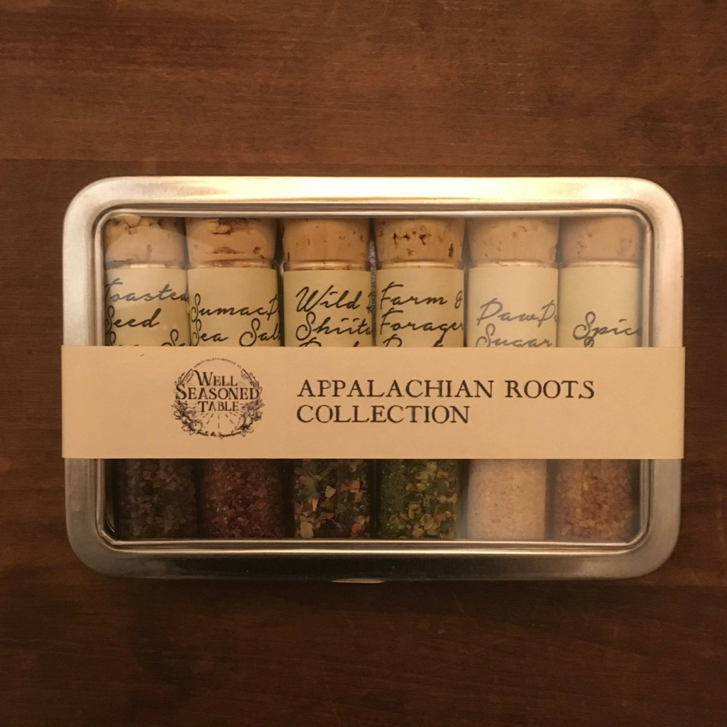 Seasoning Set, Appalachian Roots Collections