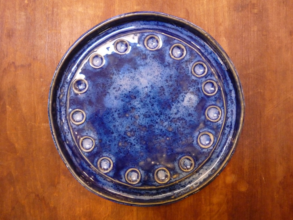 Moon Phases Plate