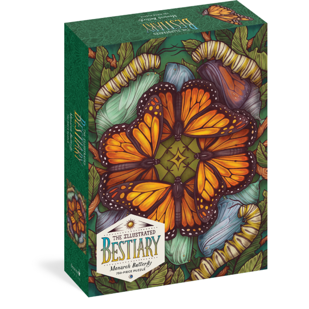 The Illustrated Bestiary Puzzle