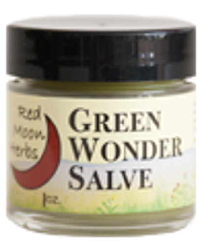 Green Wonder Salve 1 oz