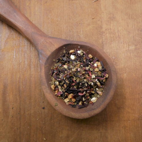 Berry Blueberry Loose Leaf Tea