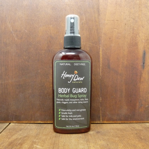 Body Guard Herbal Bug Spray