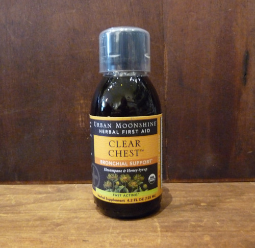 Clear Chest Syrup