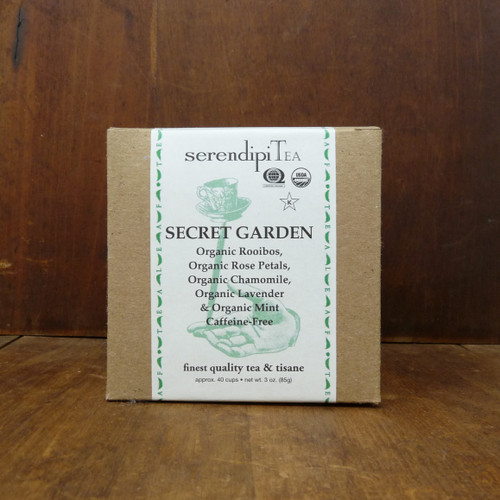 Secret Garden Loose Leaf Tea