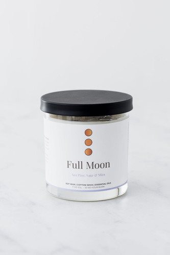 Full Moon Spell Candle