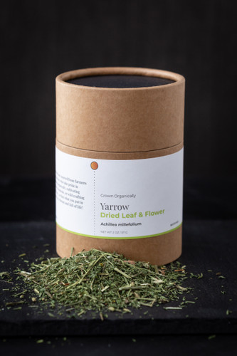 Yarrow Tea Caddy - 2 oz