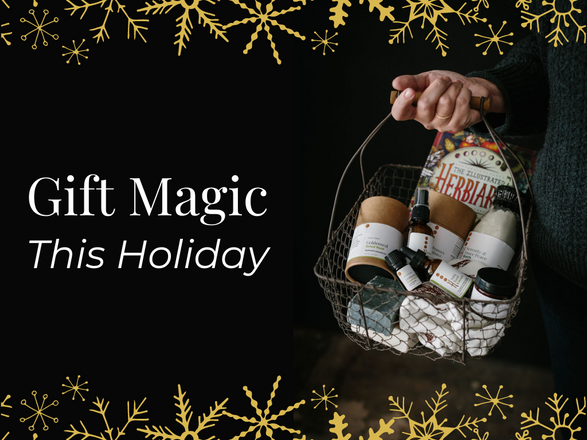 Herbiary Holiday Gifts Made Easy!