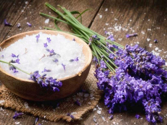 The Secret to Making [Salt] Scrubs