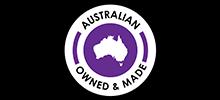 Australian owned & made
