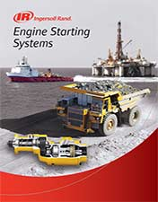 Ingersoll Rand Engine Starting Systems PDF Catalog