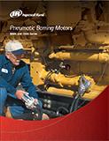 Ingersoll Rand Engine Barring Motors PDF Catalog