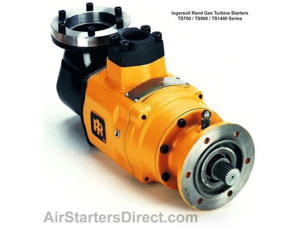 TS725GBDE-LE Gas Turbine Air Starter by Ingersoll Rand