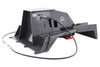 "Mini Excavator Warrior Brush Cutter 36"" Wide 3 Blade (15-18 gpm)"
