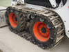 Skid Steer SE Series Steel Tracks for 10 x 16.5 Tires