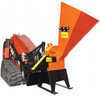 Mini Skid Steer Chipper