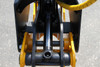 Mini Skid Steer Multi Purpose Grapple (Hydraulic Rotation)