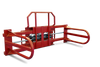 Skid Steer Bale Squeeze Attachment Heavy Duty (Square Bales)