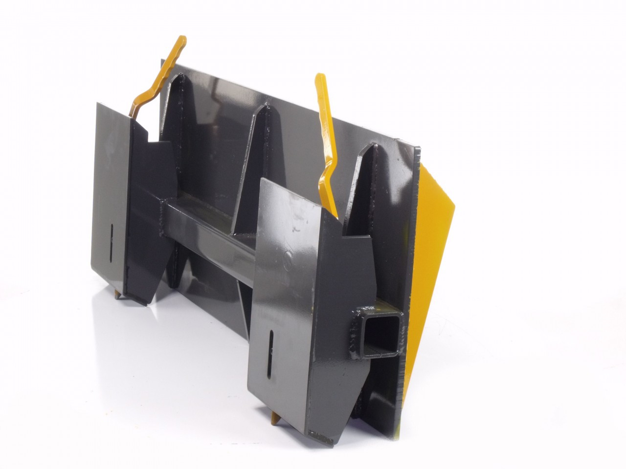 New Holland Old Style Skid Steer Mount to Universal Skid Steer Mounting