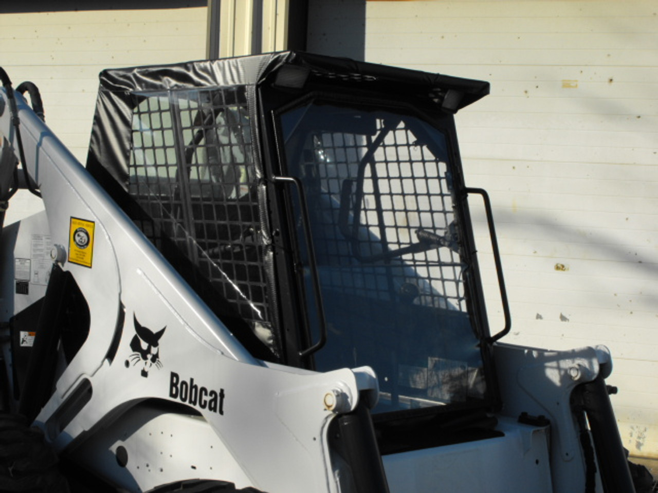 Bobcat F Series Vinyl Cab Enclosure Kit