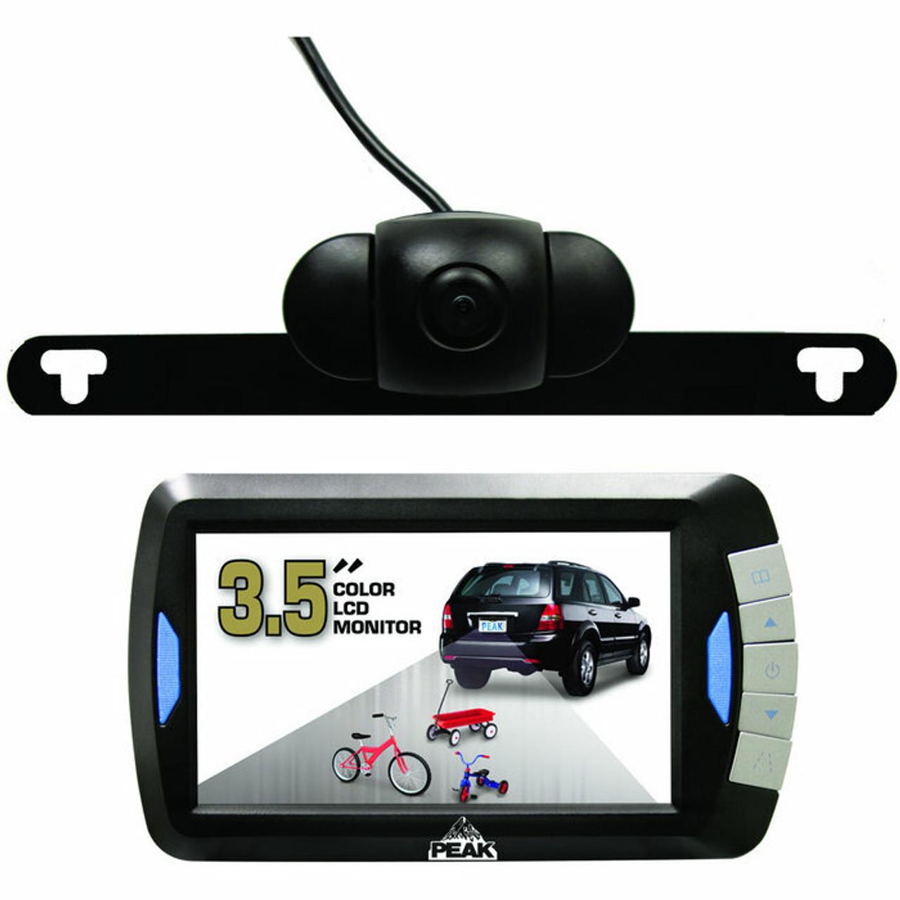 Skid Steer Back Up Camera System
