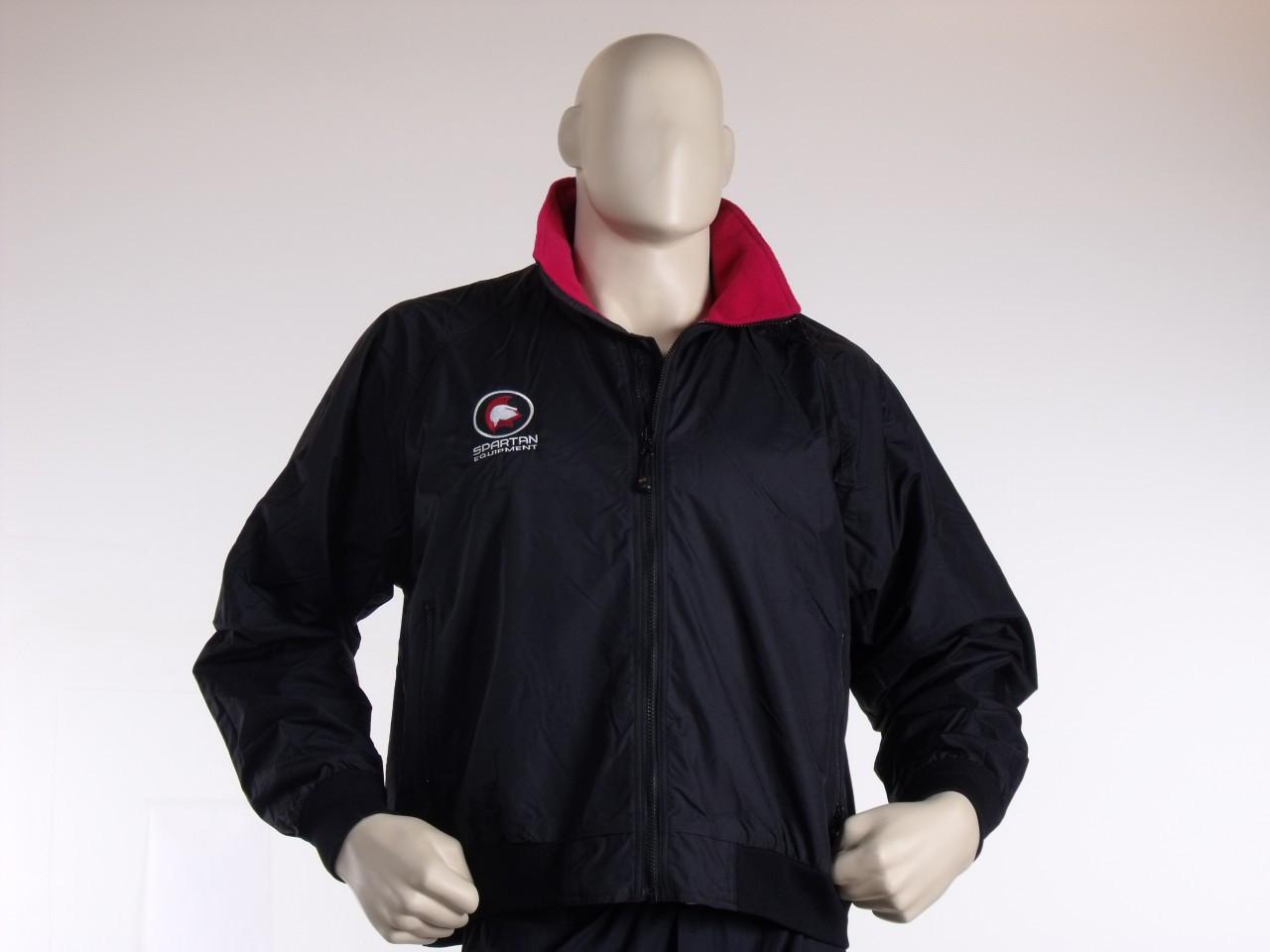 Spartan Equipment 365 Tough & Lite™ Jacket Black/Red