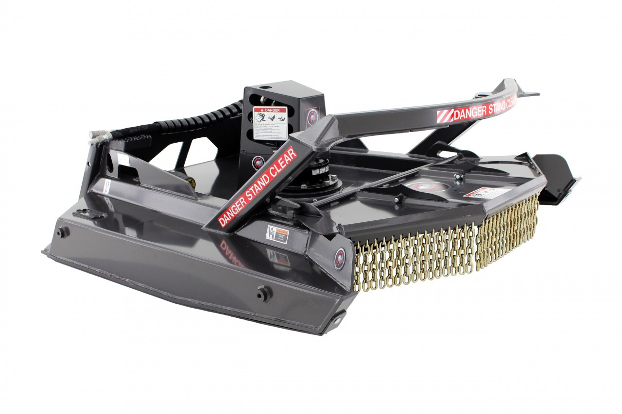"Brush Cutter Attachment 72"" Wide Industrial Series (Case Drain)"