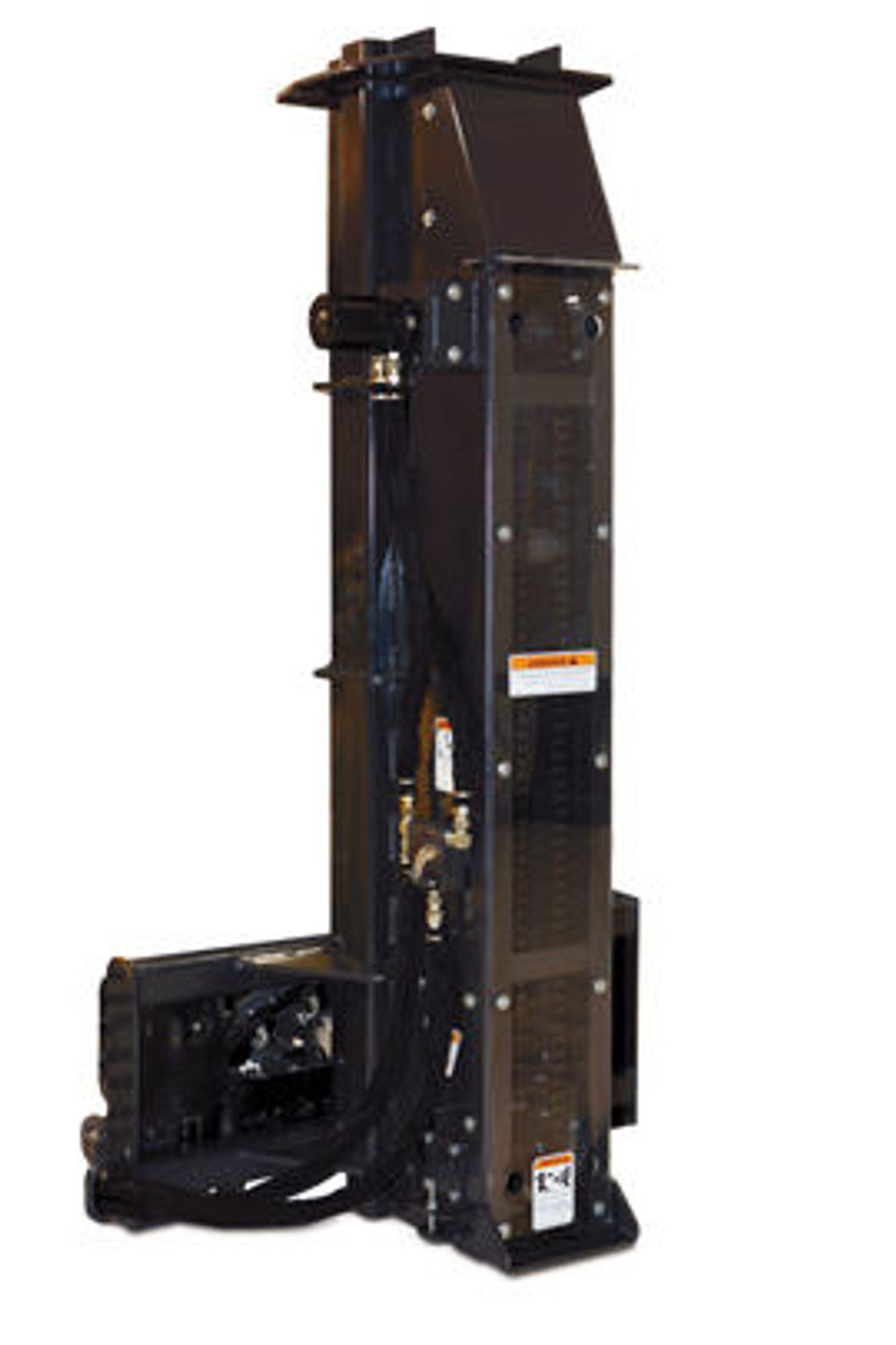 Skid Steer Post Driver Attachment (Professional Series)