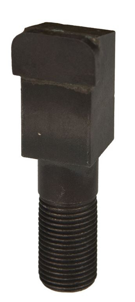 Carbide Replacement Tooth With Nut for Warrior and Mulcher Cutters