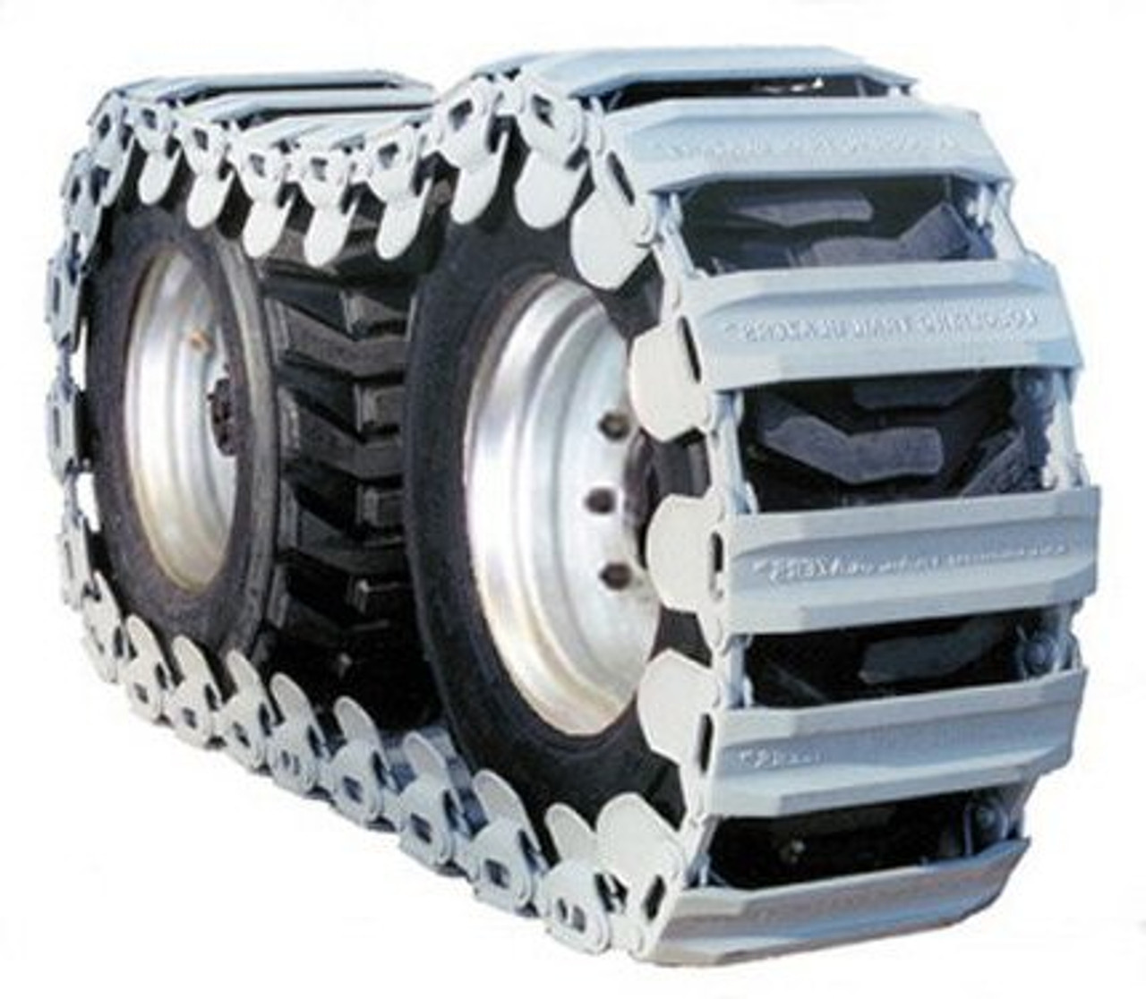 Skid Steer Steel Tracks F Series for 10 x 16.5 Tires