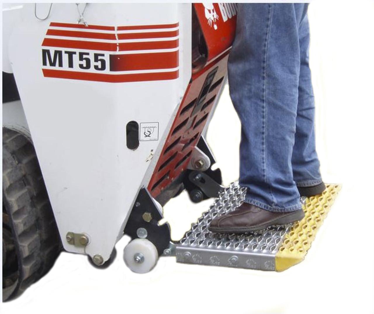 Bobcat Mini Skid Steer Riding Platform for - Bobcat MT52 | MT55
