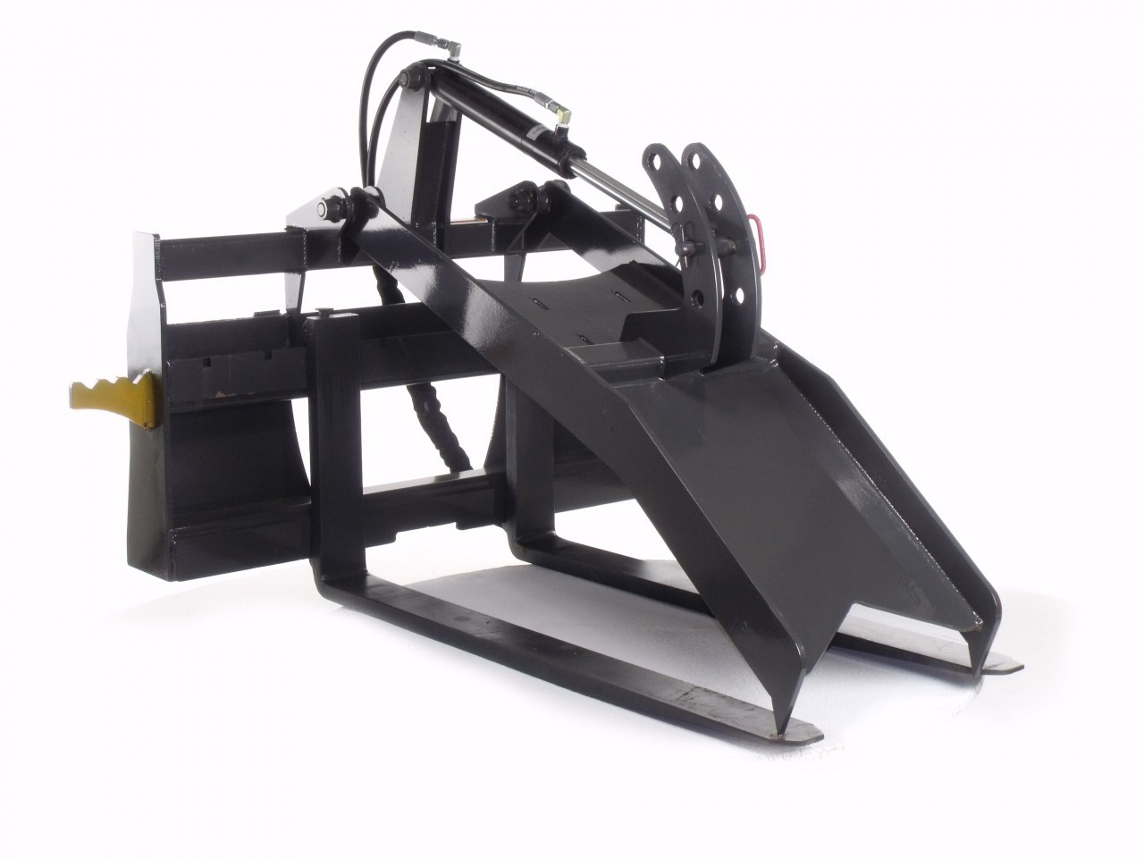 Skid Steer Fork Grapple Attachment Professional Series