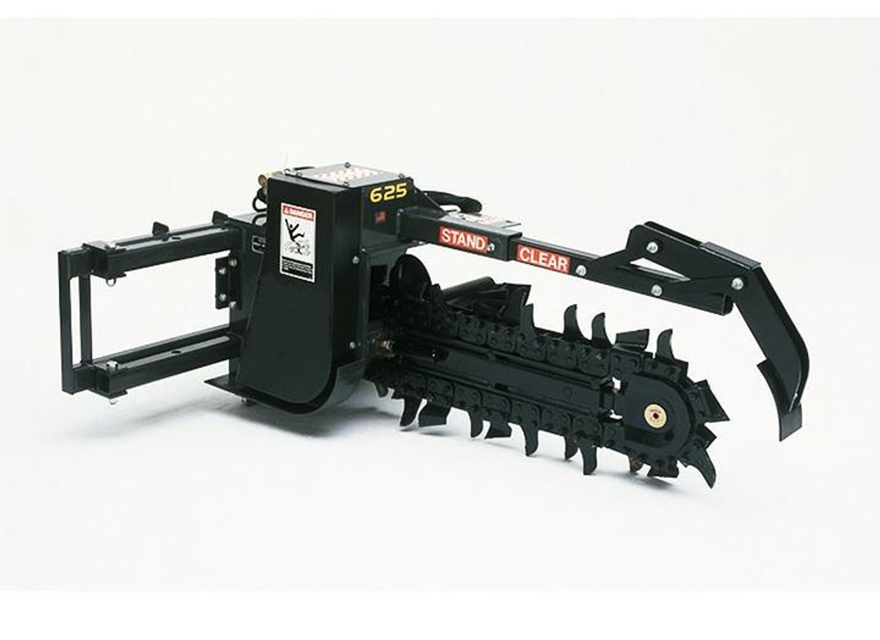 Trencher SE625 With Shark Chain