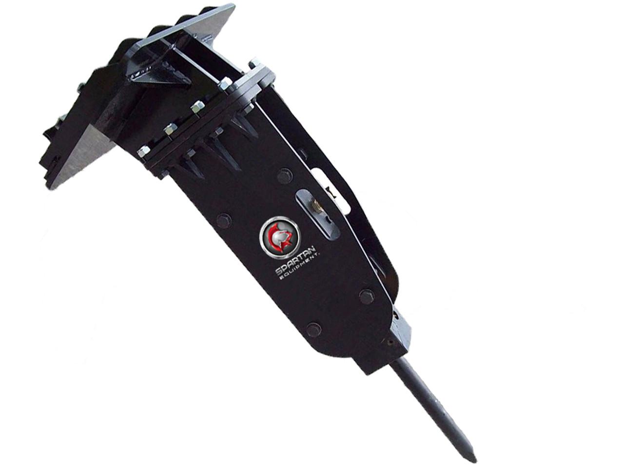 Mini Skid Steer Concrete Breaker Attachment Model SE350