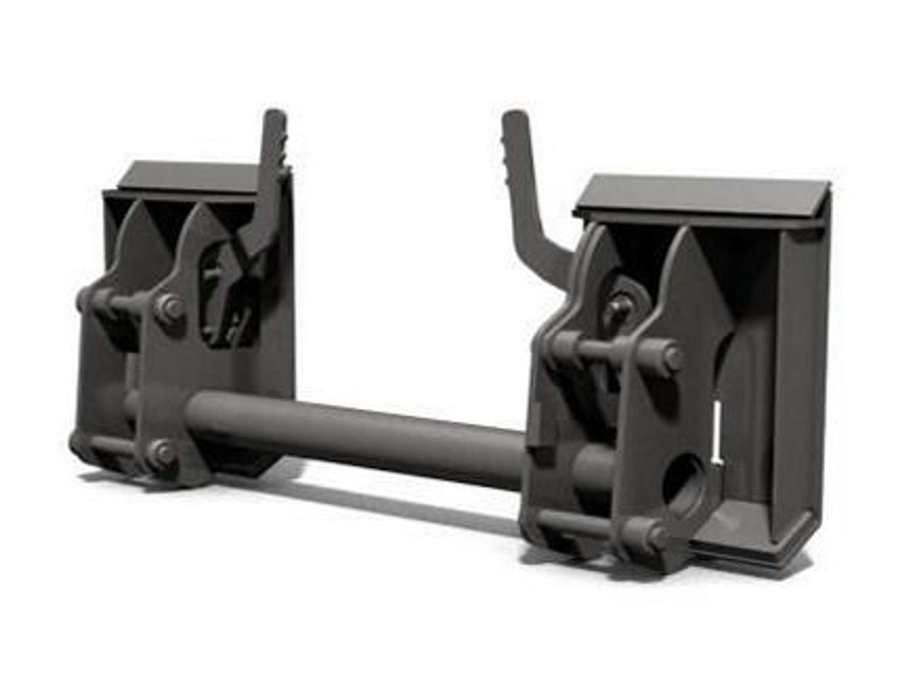 Skid Steer Universal To Pin-On Mount Adapter (Heavy Duty)