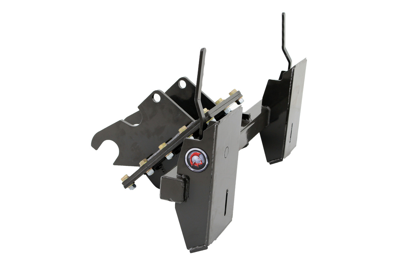 Excavator Mount to Bobcat MT Style Mini Skid Steer Loader Adapter