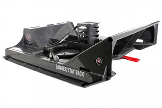 Brush Cutters for Skid Steers Attachments | Spartan Equipment