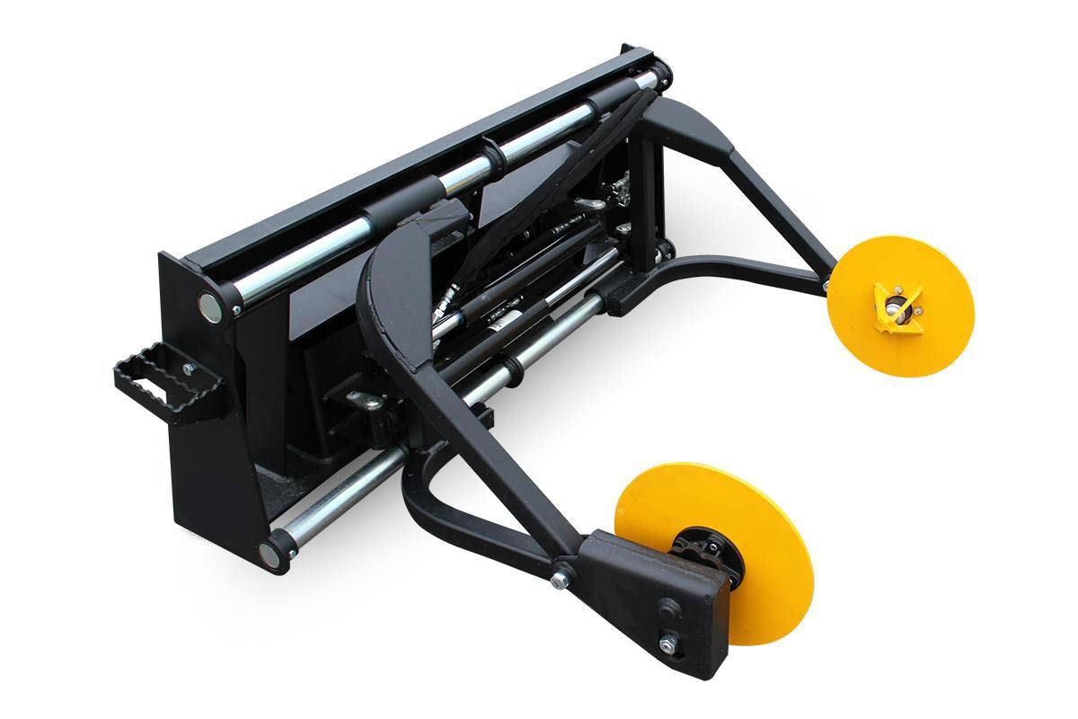 Skid Steer Attachments | Spartan Equipment Attachments