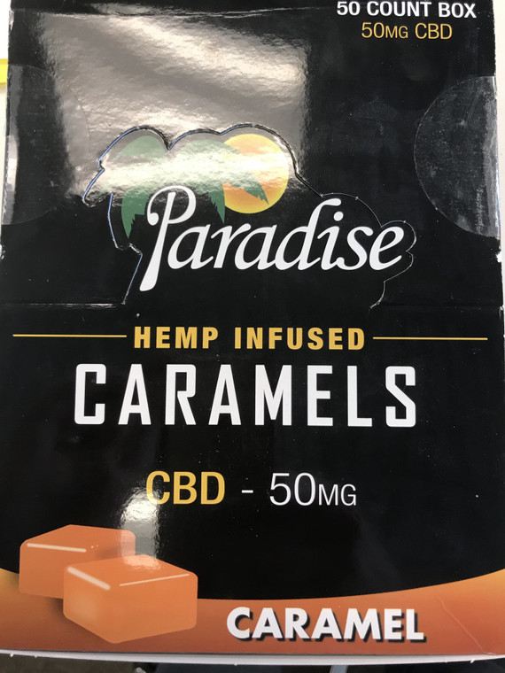 Paradise Caramels -