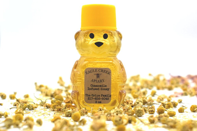 Chamomile Infused Baby Bear