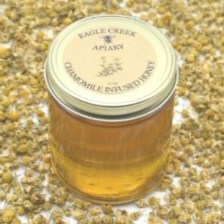 Chamomile Infused Honey