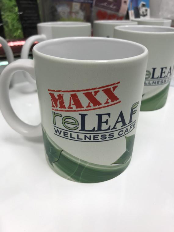 reLEAF Coffee Mug