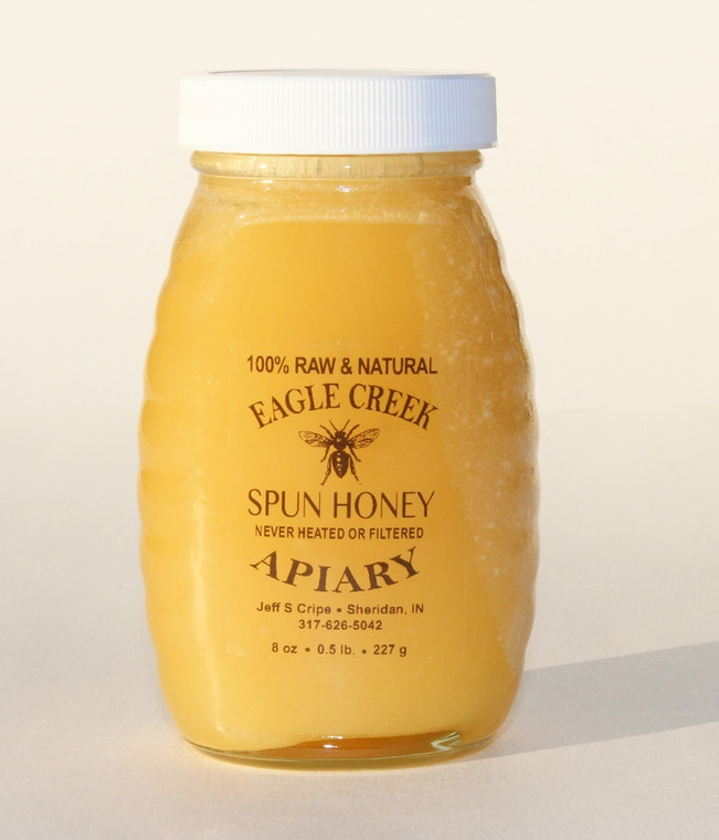 Spun Honey - 8oz