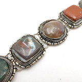 Navo Agate Bracelet
