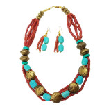 Jaya Tibetan Tribal Fashion Necklace