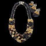 Aluna Link Necklace Set