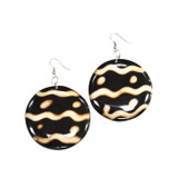 Resin and Earring ER-2196